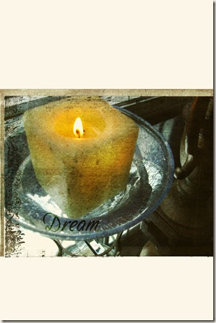 dream candle image