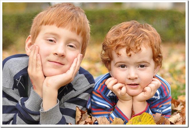 Liam and Logan