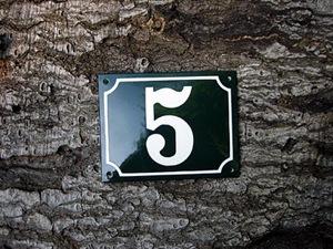 Ramsign Arrowhead 11 x 14 cm