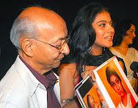 Dhiraj Chwadaji & Kajol Talk To Media