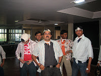 Server Singh, Jaggu Cookie, Leaf Baba, eBay Vasuli, Chhota Version and Lamba Linux