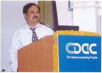 Demo by CDAC's Shri Mahesh Kulkarniji