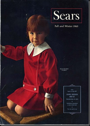 Sears Catalog-Fall-Winter-1965