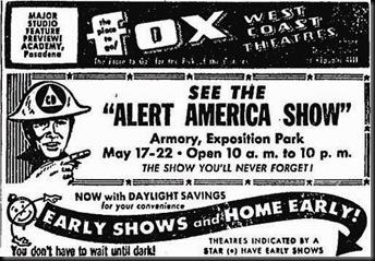 Lo-Alert America Ad