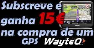 GPS WayteQ
