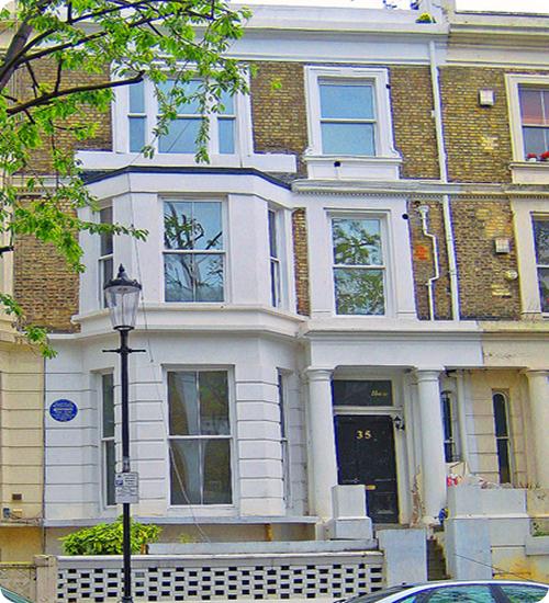 Jinnah residence, London