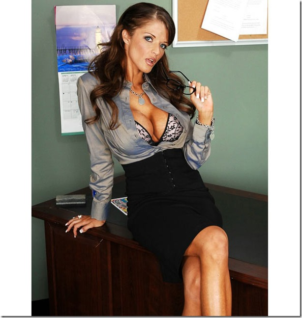 Joslyn-James_Fuckin Hot Teacher