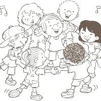 JUEGOS Y DEPORTES INFANTILES DIBUJOS PARA COLOREAR DE JUEGOS Y DEPORTES