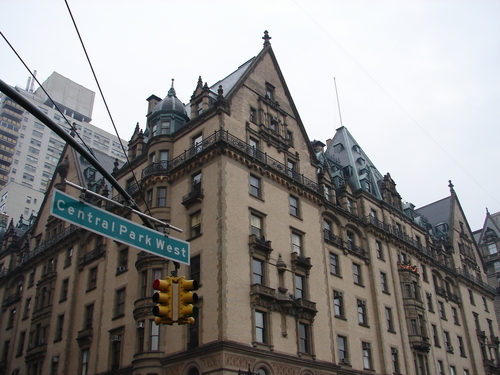 The Dakota Building - New York City