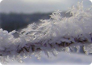 фото Настоящая русская зима
