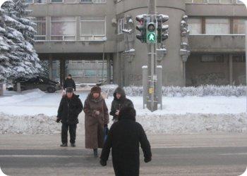 фото Новые светофоры в Твери