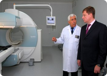 Тверь и Калуга намерены сотрудничать в сфере здравоохранения