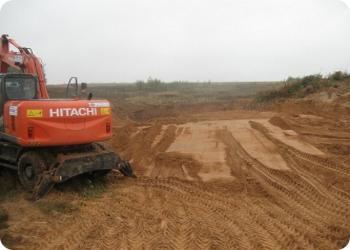 Несанкционированная добыча песка в Тверской области