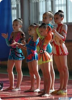 """""""Тверская осень"""" соберет гимнасток со всей России"""