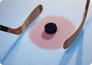 фото Хоккей за нами