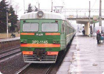 Изменения в расписании пригородных поездов Тверь - Москва с 25 по 30 октября