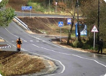 Отремонтирован последний участок дороги, связывающей Тверскую область со Смоленской