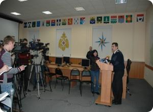 Обстановка в связи с ледоставом на водных объектах Тверской области