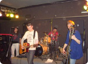Концерт группы Znaki в Твери