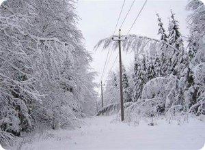Снегопад вновь обрушился на Тверской регион