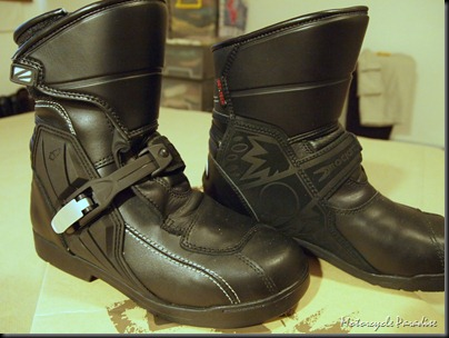 Joe Rocket boots review