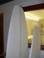 Tim Stafford Surfboard - bonzer EVO3 double concaves