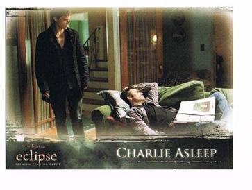 charlei asleep
