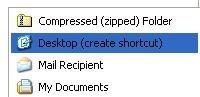 desktopcreateshortcut