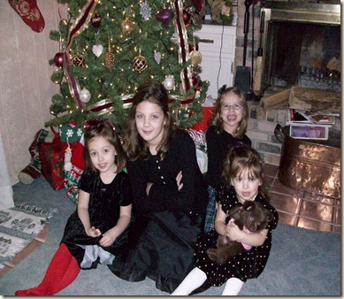 Parrish Christmas  2008 008