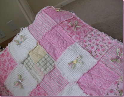 Lucy's finished Quilt 009