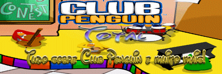Club Penguin Total - Tudo sobre Club Penguin!