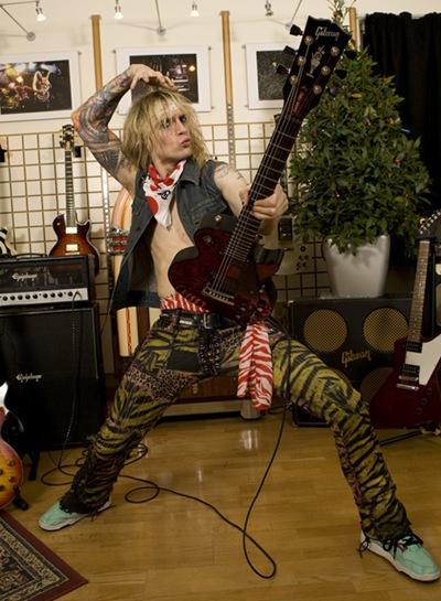 Hot Leg - Trojan Guitar