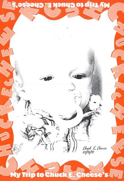 ChuckE Drawing 8
