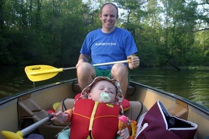 1st Canoe Trip 3