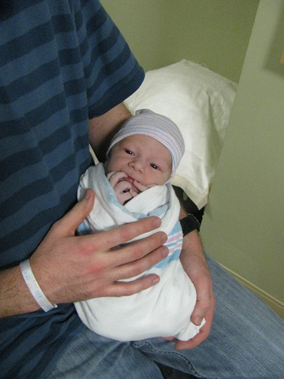 Calvin Birth 046