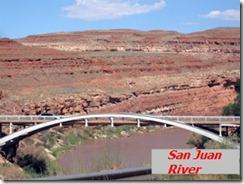 bridge over san juan river
