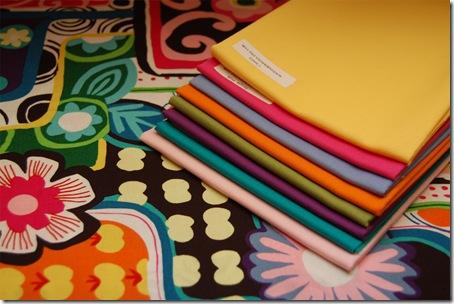 DQS fabric