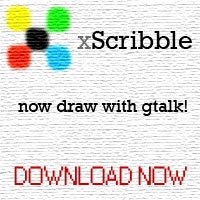 xScribble gtalk graphical chat client