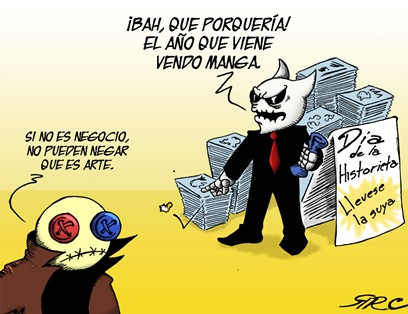 LibreDeAlbedrio #020 - Dia de la Historieta
