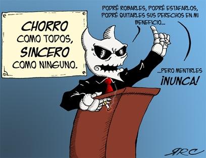 LibreDeAlbedrio #025 - Sinceridad politica