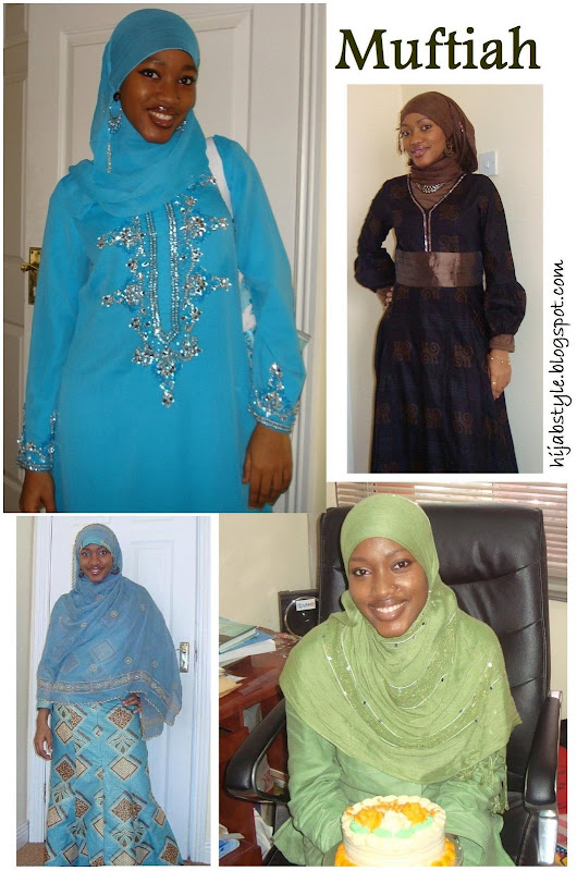 Muslimah Style: Muftiah