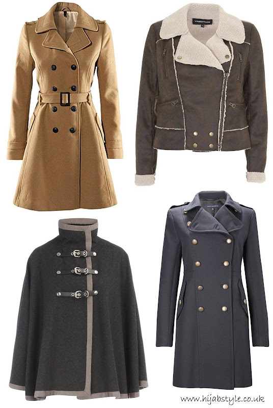 Hijab Style: The Great Winter Coat Hunt
