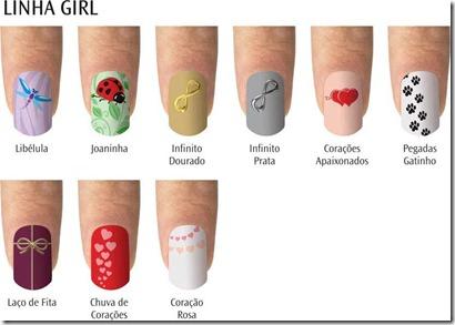 Eliana Super Pérola Tenshis - Linha Girl - baixa