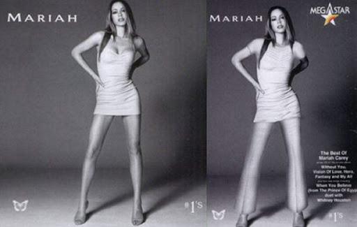 Mariah Carey in Saudi Arabia