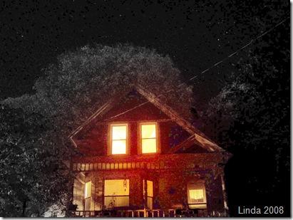 My House at Night