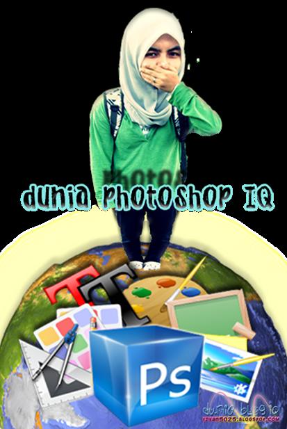 dunia photoshop IQ
