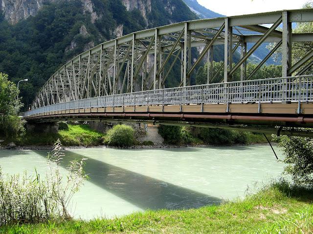 Le Pont de la Porte du Scex