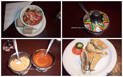 Jersey girl 39 s foods of tampa and beyond abol bunna the for Abol ethiopian cuisine