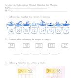 Matemáticas. Las Plantas