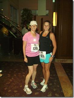 half marathon tracey